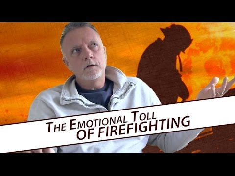 The Emotional Toll of Firefighting