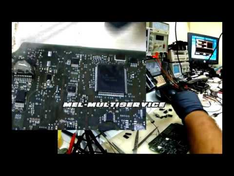 fix mitsubishi ecu shorted circuit repair