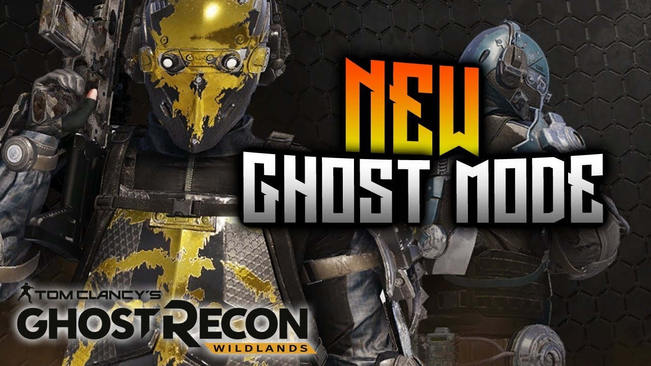 Ghost Recon Wildlands - NEW Ghost Mode Special Operations 2! Gold