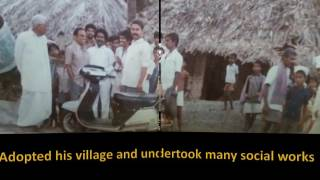 Journey of The Most Lauded Person Vedantam Sada Siva Murthy