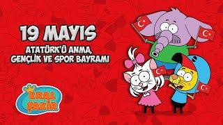 19 Mayıs Atatürk'ü Anma Gençlik Ve Spor Bayramımız Kutlu Olsun! 🇹🇷 | 3 Bölüm Bir Arada!