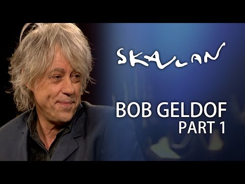 Bob Geldof Interview | Part 1 | Skavlan