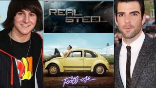 Mitchel Musso Arrested for Drunk Driving, Zachary Quinto Comes Out, & Real Steel tops Footloose