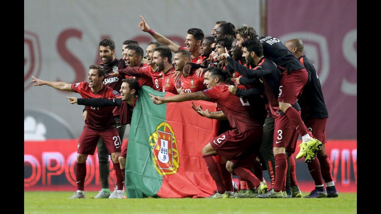 portugal flag hd wallpaper