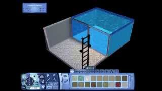 The Sims 3 строим подвал с окнами)(В этом видео я покажу, как построить подвал с окнами, которые выходят в бассейн. На моем канале вы можете..., 2014-01-05T07:59:02.000Z)