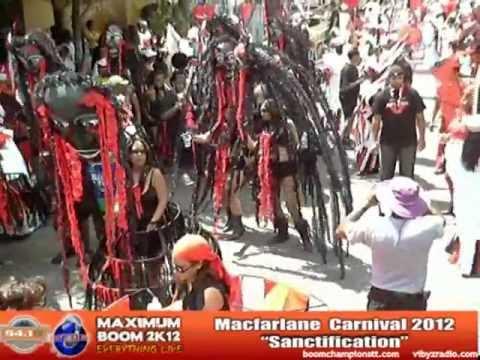 Vibyz Radio - McFarlene Trinidad Carnival 2012
