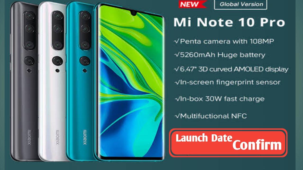Redmi Note 10 Pro - 5G, India Launch Date, Price ...