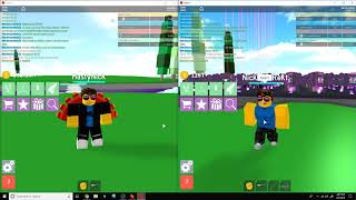 How to download and use roblox multi screen games