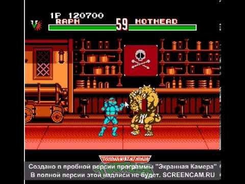 Игры четыре черепашек ниндзя игра человек паук против врагами