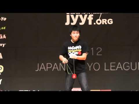 2012 Central Japan Yo-Yo Contest 4A Pre Shinya Muraki