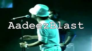 Atif Aslam Comes Back On Stage 'Tere Liye' - DESERT FUSION CONCERT 2010