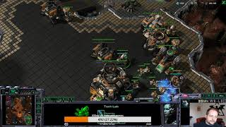 Starcraft 2 Ladder 19.01.2018 - Sellout Saturday the second - today with extra community games