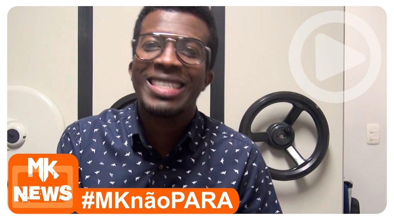 Delino Marçal - Audição do CD (#MKnãoPARA)