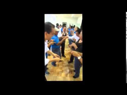 "www.armonie.com.mx, CASINO DEL VALLE,  ""Yoga Risa"" con Empleados"