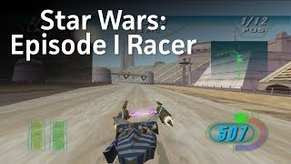 Star Wars: Episode I Racer: the best game about the worst movie