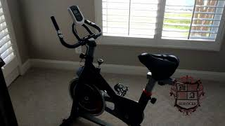 Xtreme Power US CYCLE 20 Exercise Bike Assembly Annapolis Maryland