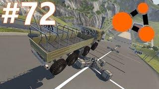 BeamNG.drive (#72) - NIESAMOWITE SKOKI SAMOCHODAMI ZE SKOCZNI NA FIDGET SPINNERY!