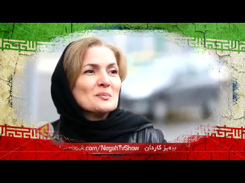 Iran, Tehran, People « Theatrical Election »!