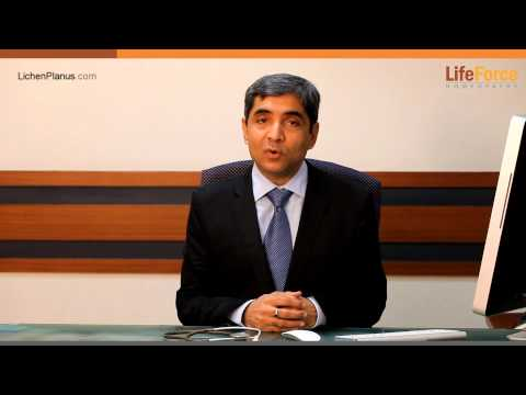 Cortisone is not the best treatment for Lichen planus explained by Dr Rajesh Shah, MD