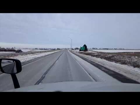 BigRigTravels LIVE! Newton to Walcott, Iowa Interstate 80 East-Dec. 30, 2017