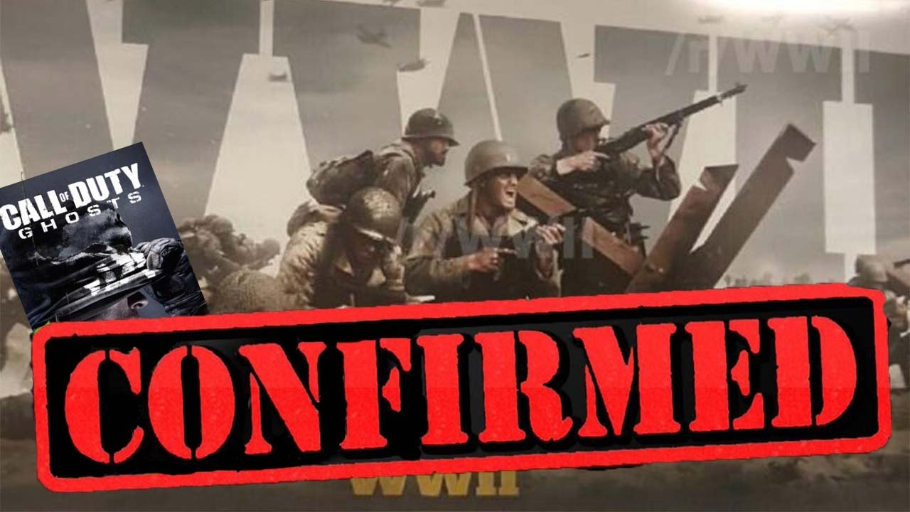 Call of Duty: World War 2 - First Look! (Trailer, DLC,Release Date + MORE!) - YouTube