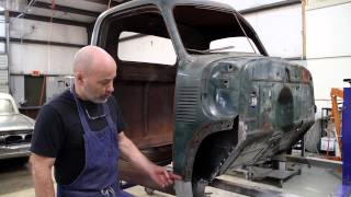 1951 Chevrolet 3100 Restoration Pt. 2