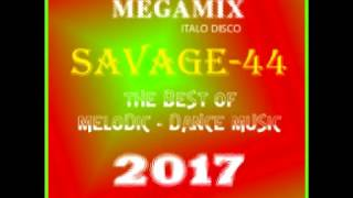 THE BEST OF MELODIC DANCE MUSIC MEGAMIX 2017 Vol 3 ITALO DISCO