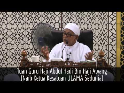 Zaman Pemerintahan RASULLULLAH S.A.W - Tuan Guru Haji Abdul Hadi Bin Haji Awang