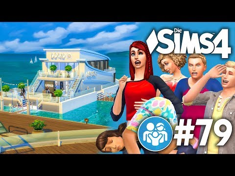 Yacht Restaurant Fail Ausflug | Let's Play Die Sims 4 Elternfreuden #79 (deutsch)