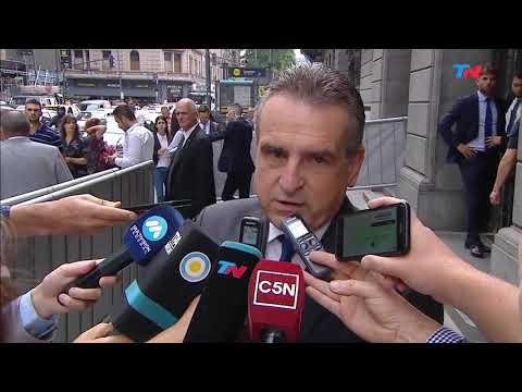 Agustín Rossi confirmó que será ministro de Defensa