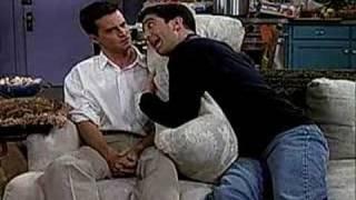 FRIENDS - Ross' Hug 'n Roll
