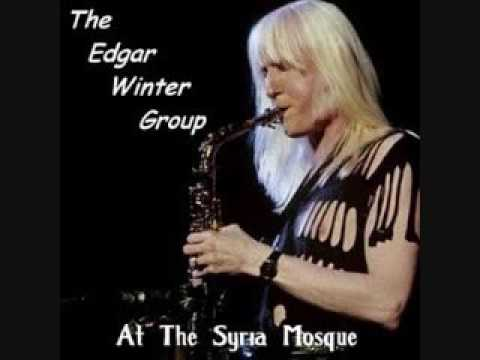 Edgar Winter Group- Syria Mosque Theater, Pittsburgh, Pa 11/3/72