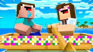 Noob1234 Went on a Minecraft Date!