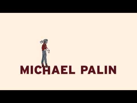 Michael Palin Travelling to Work Cover Reveal