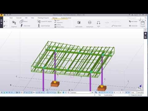 How to Configure Metric and Imperial units in TEKLA STRUCTURES 2016