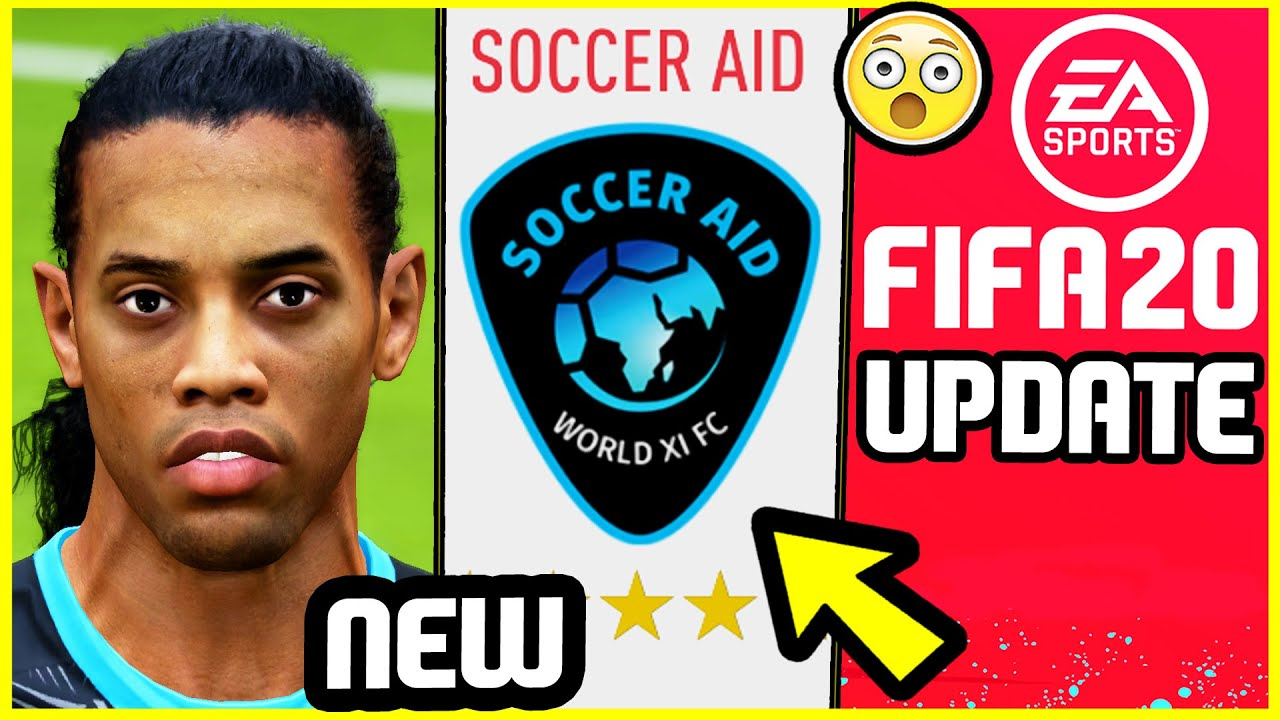 New Fifa 20 Update 18 New Things Added New Icons Team In Kick Off Mode More Youtube