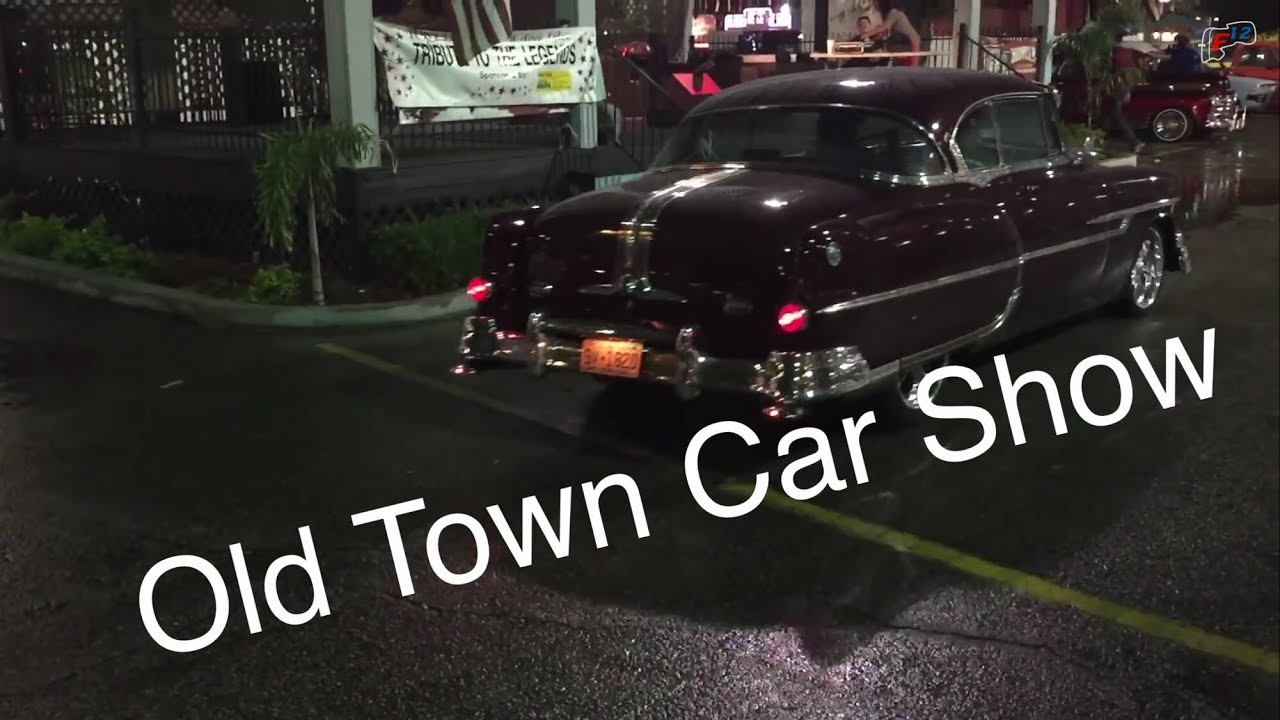 Kissimmee Old Town Classic Car Show
