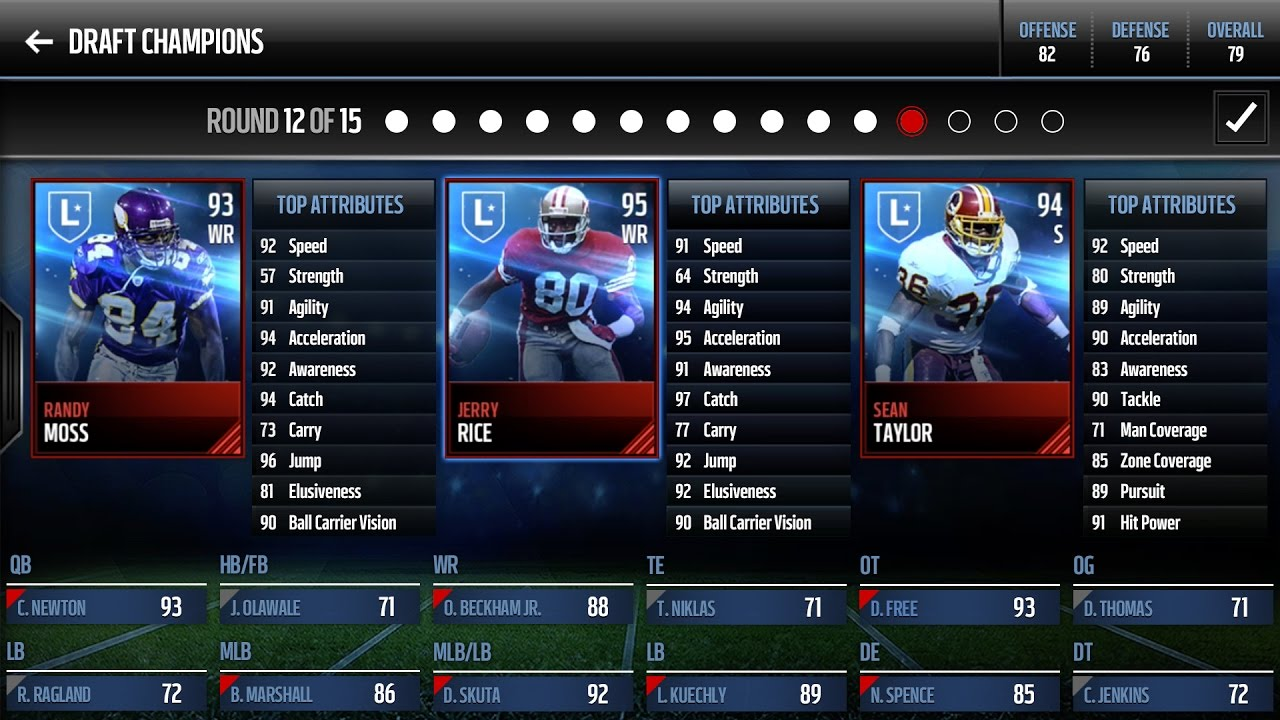 Fuck Videos For Mobiles intended for madden mobile draft champions!! - {must see} - youtube