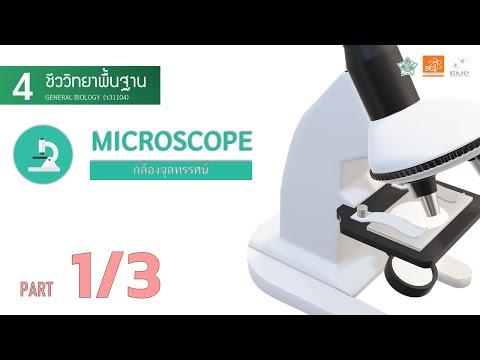 General Biology - CH1 - 1.1 ประวัติกล้องจุลทรรศน์ 1/3
