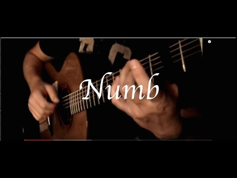 Numb (Linkin Park) - Fingerstyle Guitar