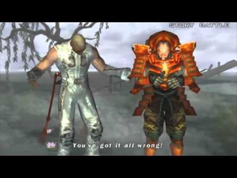 Tekken 5 Dark Resurrection Yoshimitsu Interludes Youtube