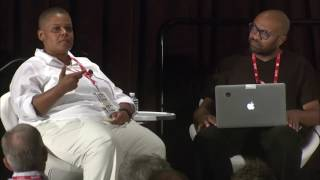 Contemporary Issues in African-American Lives: 2016 National Book Festival