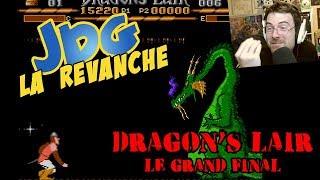 JdG La revanche - DRAGON'S LAIR - LE GRAND FINAL