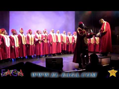 EAGA - Emmanu'-EL Apostolic Gospel Academy (DMU Church Choir) PART 1