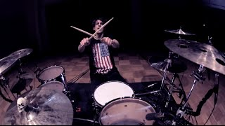 Bring Me The Horizon Throne Matt McGuire Drum Cover