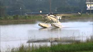 The Best Of Both Worlds, Amphib & STOL Maule (Music: Overwerk: Daybreak GoPro Hero Edit)