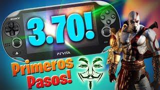 Tuto para PS VITA 3.70 PRIMEROS PASOS! Estando en todas las versiones