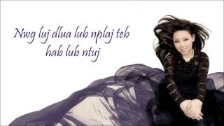 [HD] Vaajtswv Tsim Kuv Lug by Koungla Kong with Lyrics