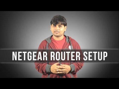 Netgear Router Login - Setup a Netgear Router (Step-by-Step)