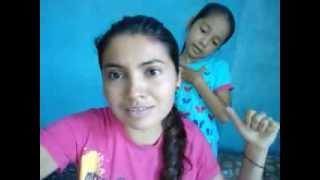 Karla Nevarez y Joce (Aveces lloro de Banda Cuisillos)
